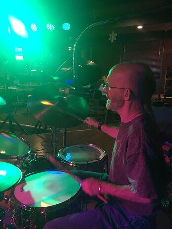 Ray Dusomme - Drummer